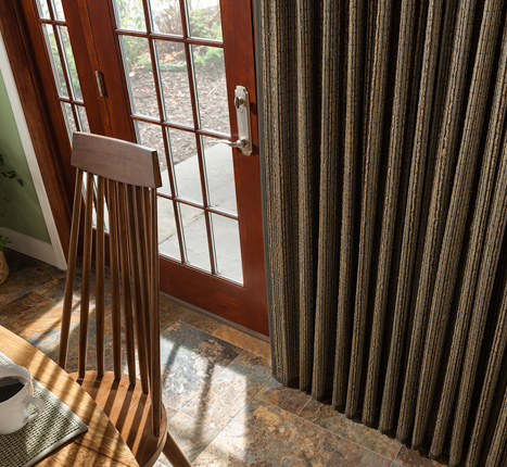 Natural drapes